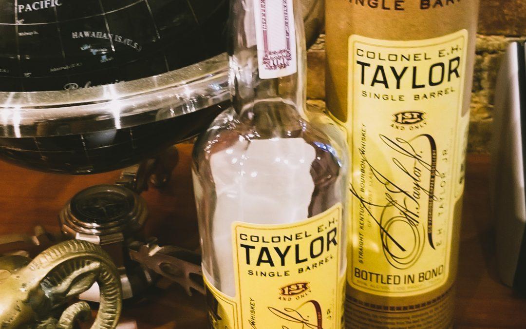 #11 Col. E.H. Taylor Single Barrel w/ Ed Norris (Part 2)