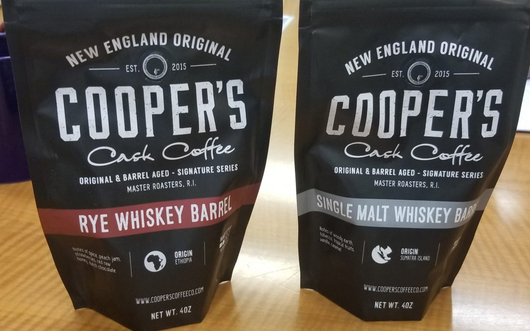 #16 – Cooper's Coffee Co. w/ Bruce White