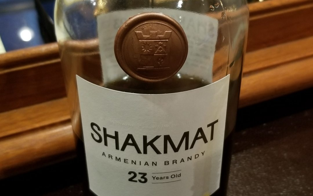 #24 – Shakmat 23 year old Armenian Brandy