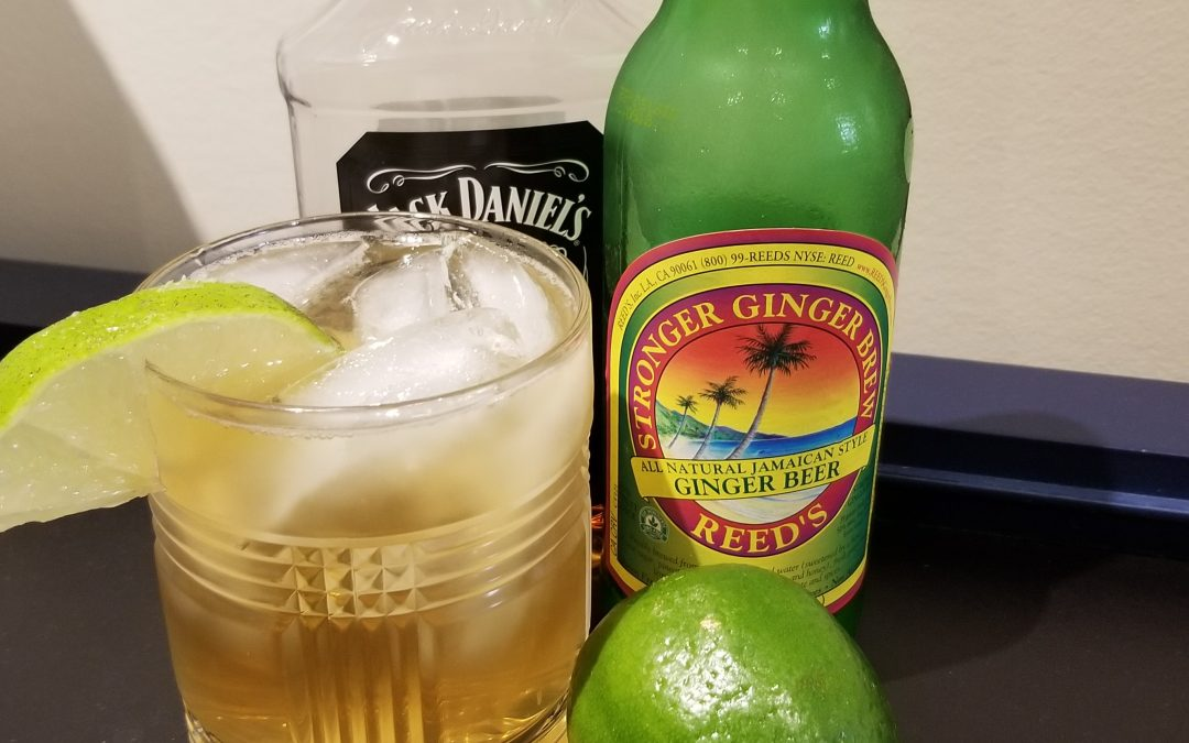 #32 – Stormy Daniels (Dark and Stormy with Jack Daniels)