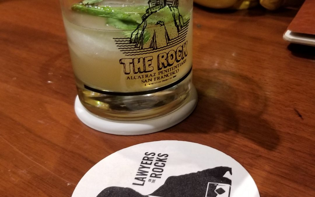 #41 – Trader Vic's Mai Tai cocktail with Natalie Finegar Part 1