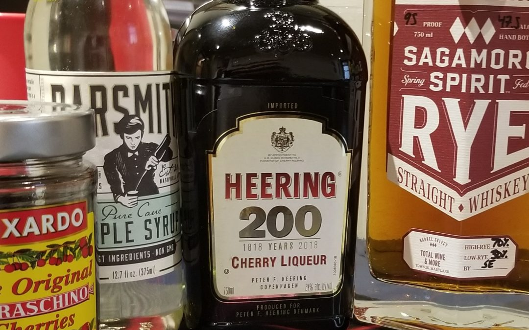 #46 – Cherry Heering Old Fashioned with James Bragdon