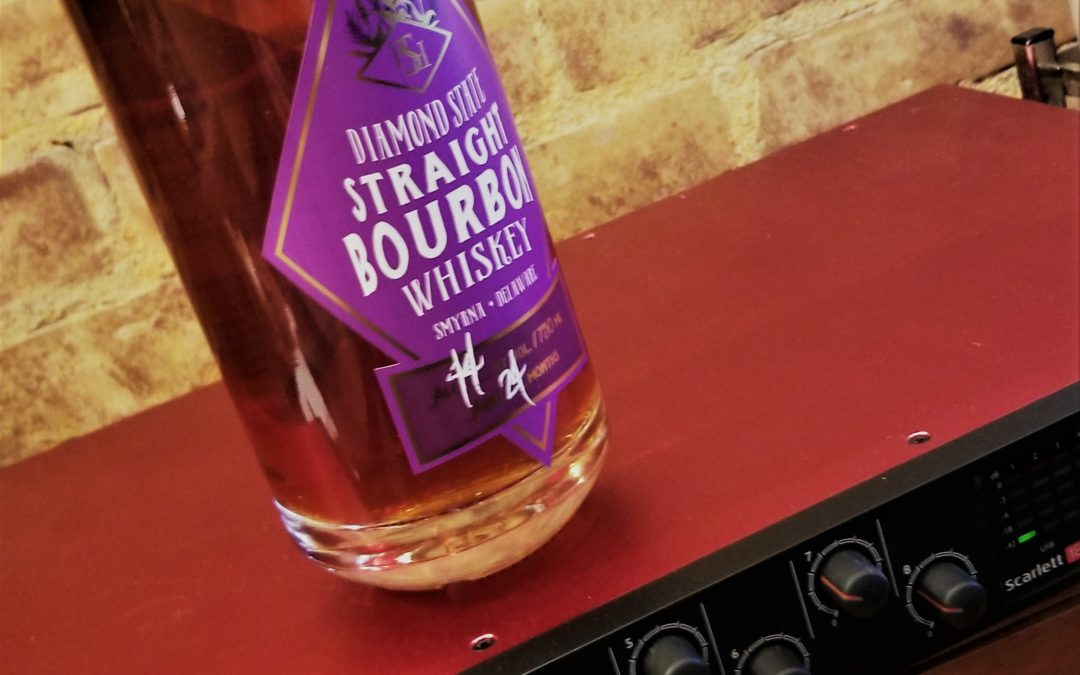 #55 – Diamond State High Rye Bourbon with Brian Kuebler