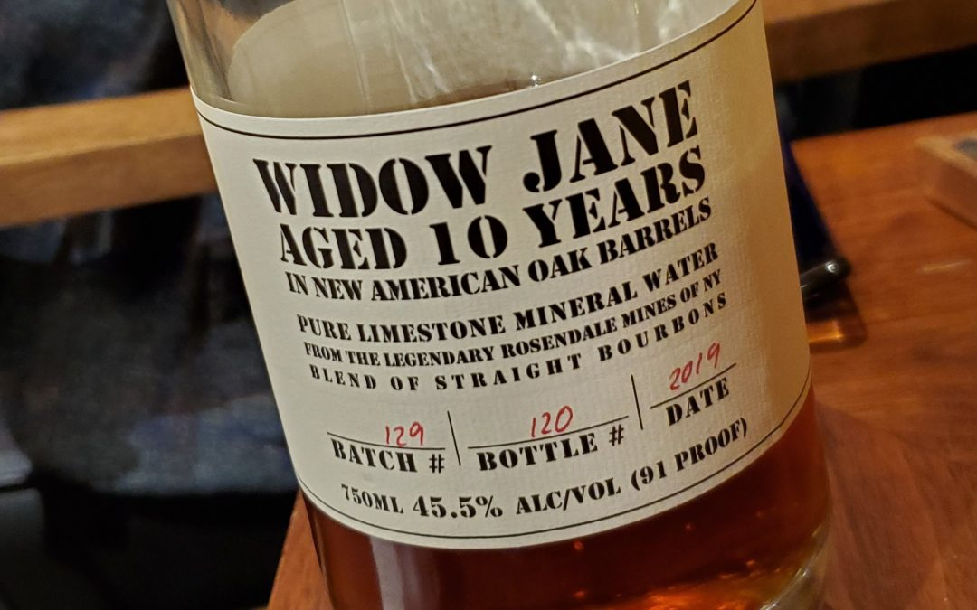 #62 – Widow Jane American Bourbon with Gabriel Moreno and special guest Will Minkin of the Lawyer's Campaign Against Hunger