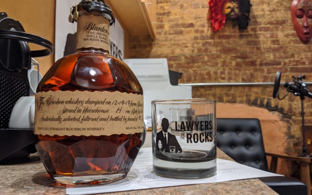 #81 – Year in review 2020 – with Blanton's Bourbon