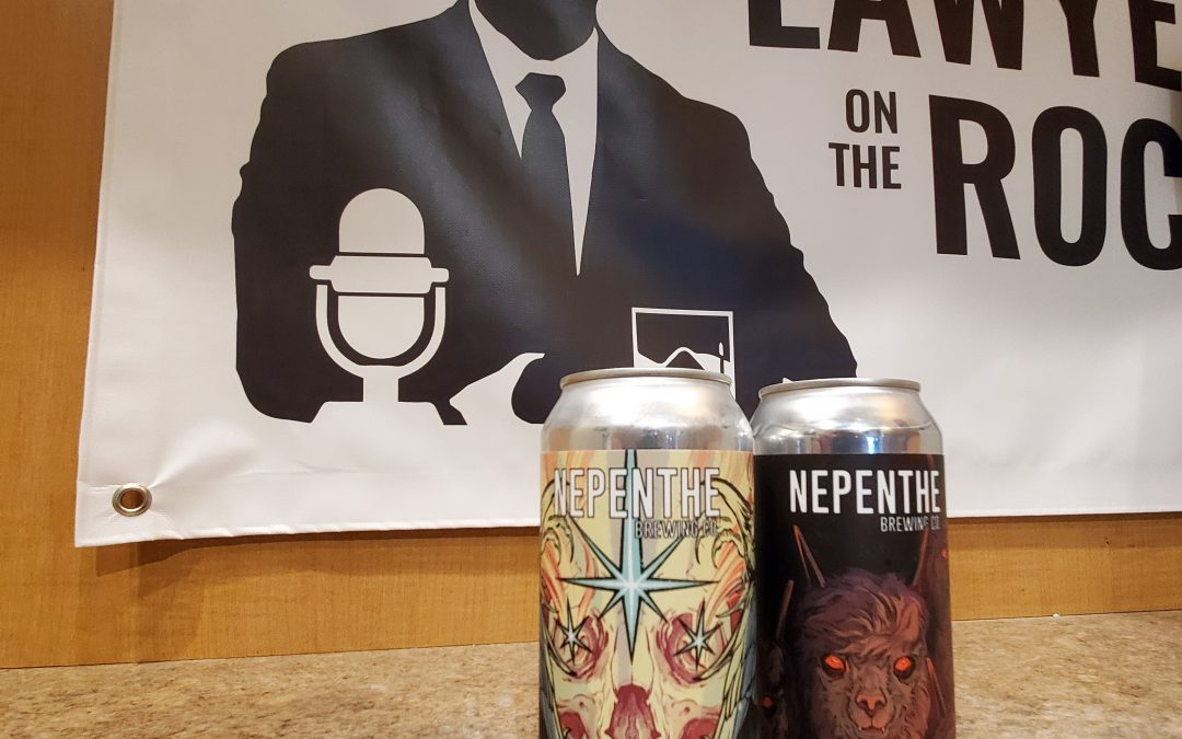 #103 – Nepenthe Brewing